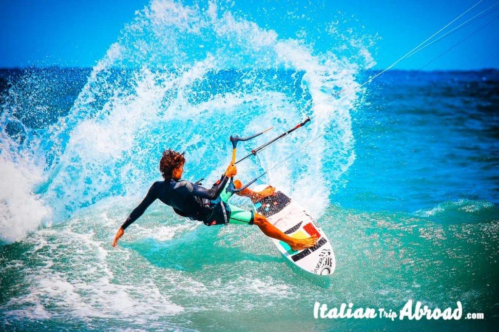Tarifa- kitesurfing - Kite boarding tarifa