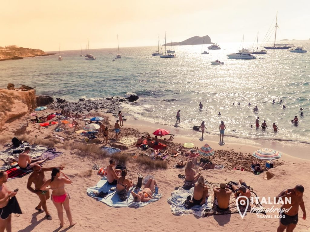 Hidden beaches Ibiza - Ibiza Instagram Spots