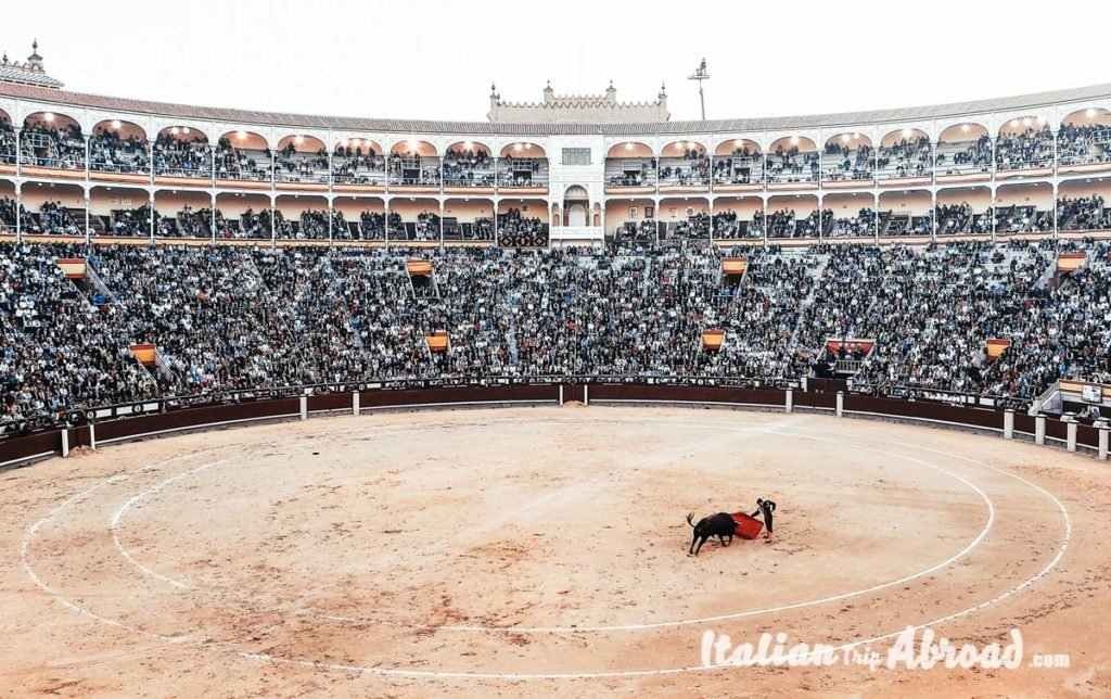 Madrid itinerary 3 days- Plaza de Toros Spain