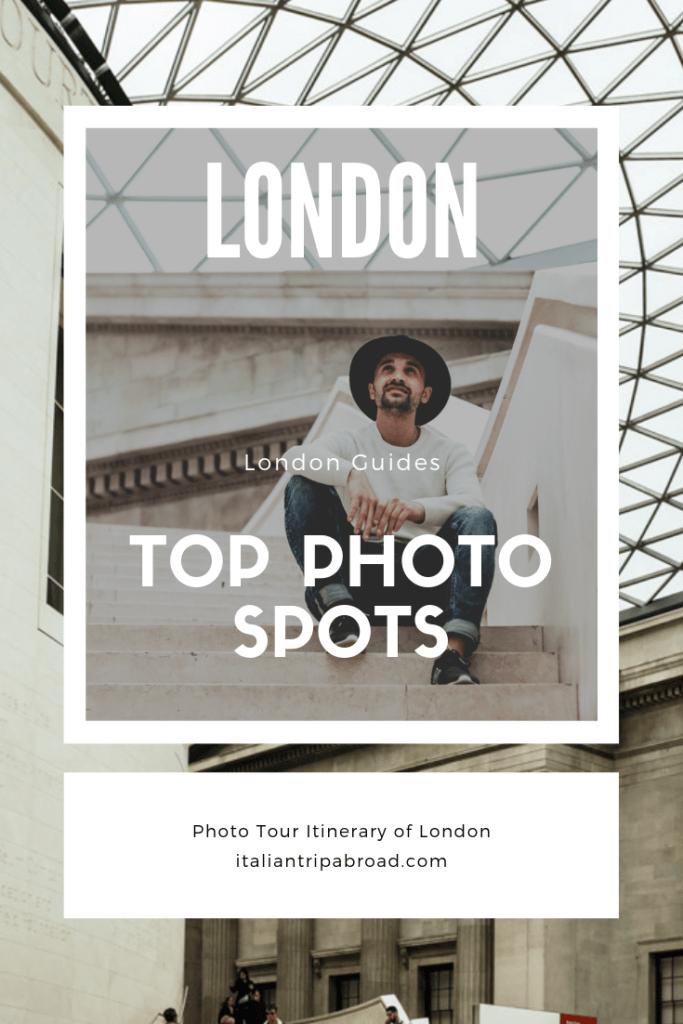 Top Photo Spots in London