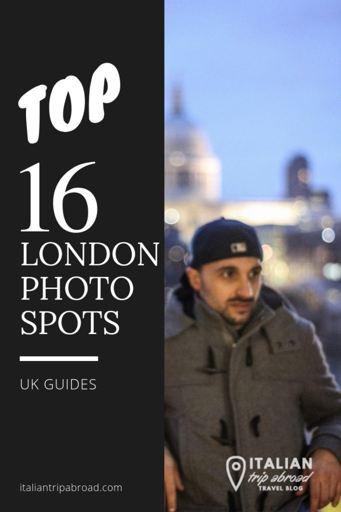 London Photo Spots
