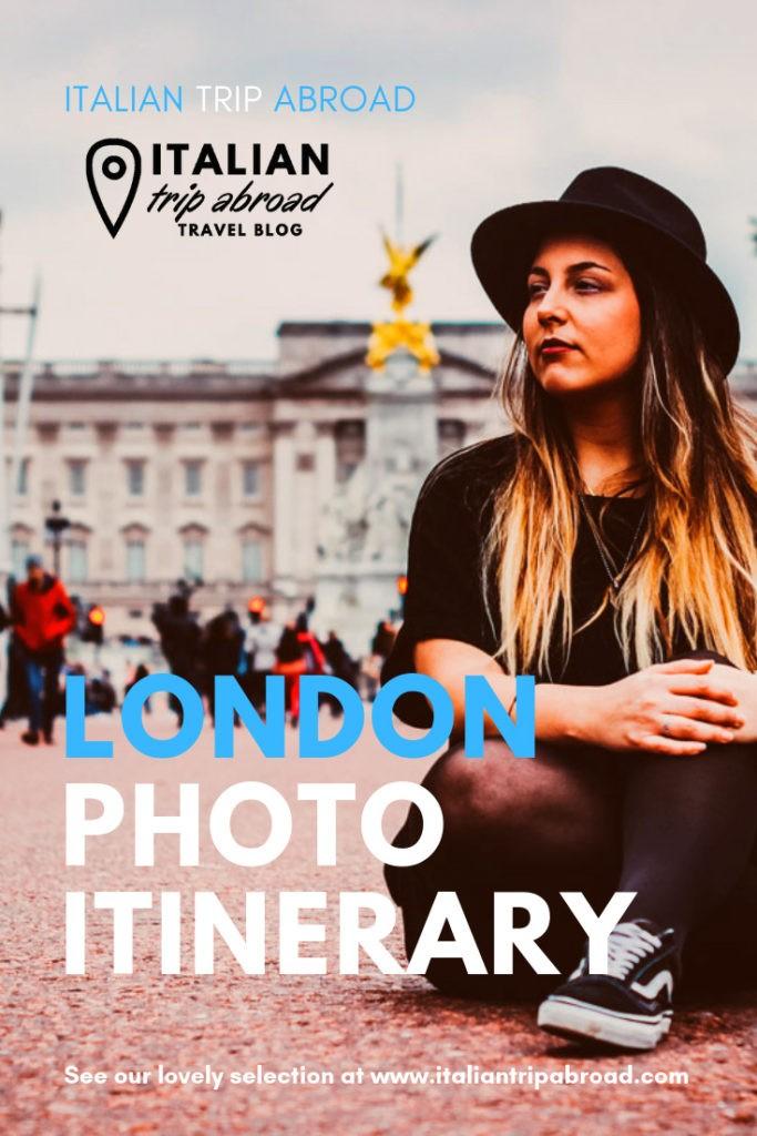 London Photo Itinerary