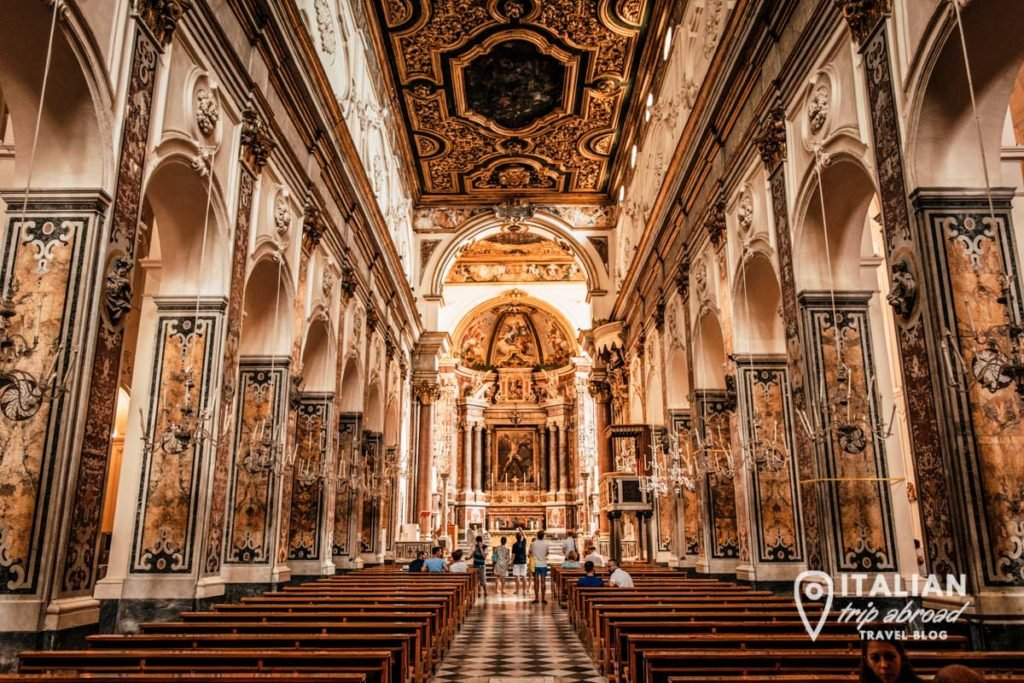 Amalfi Cathedral - The best of Amalfi - Day trips from Sorrento