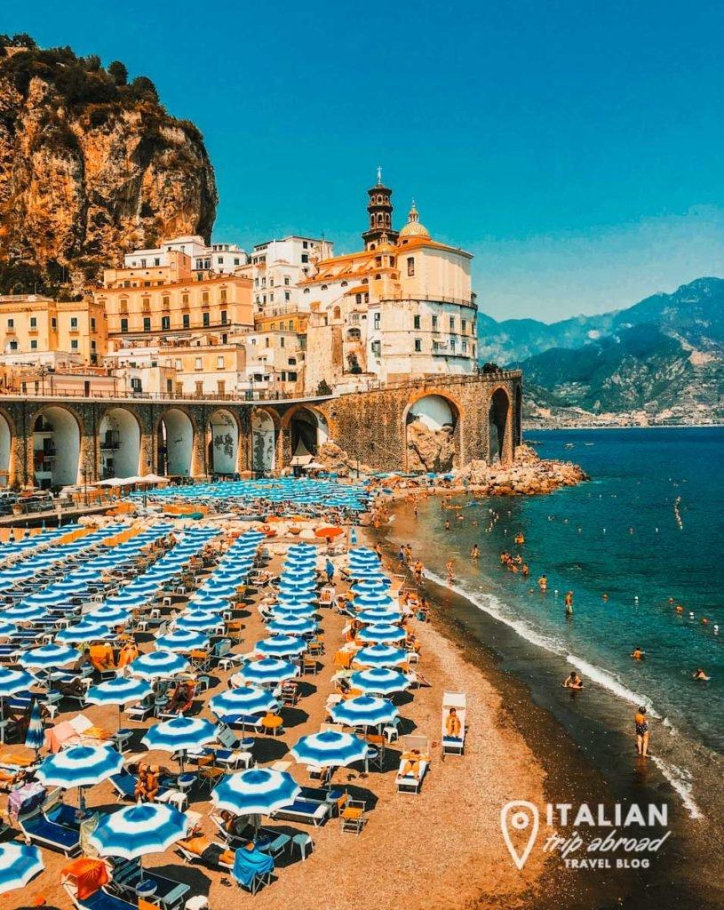 Atrani near Amalfi - Visit Amalfi Coast