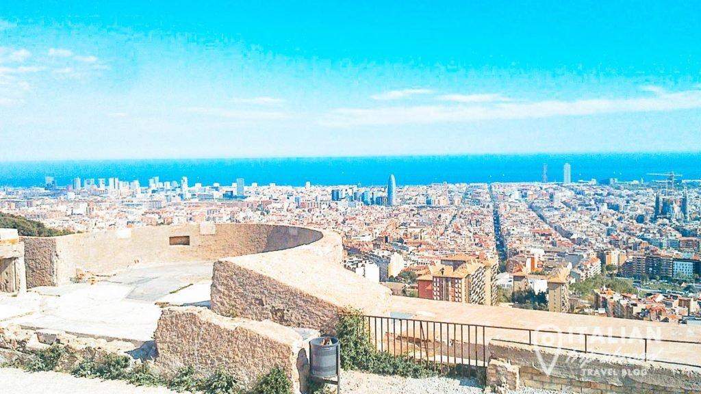 Barcelona hidden gems - Bunker del Carmel - Spain-10
