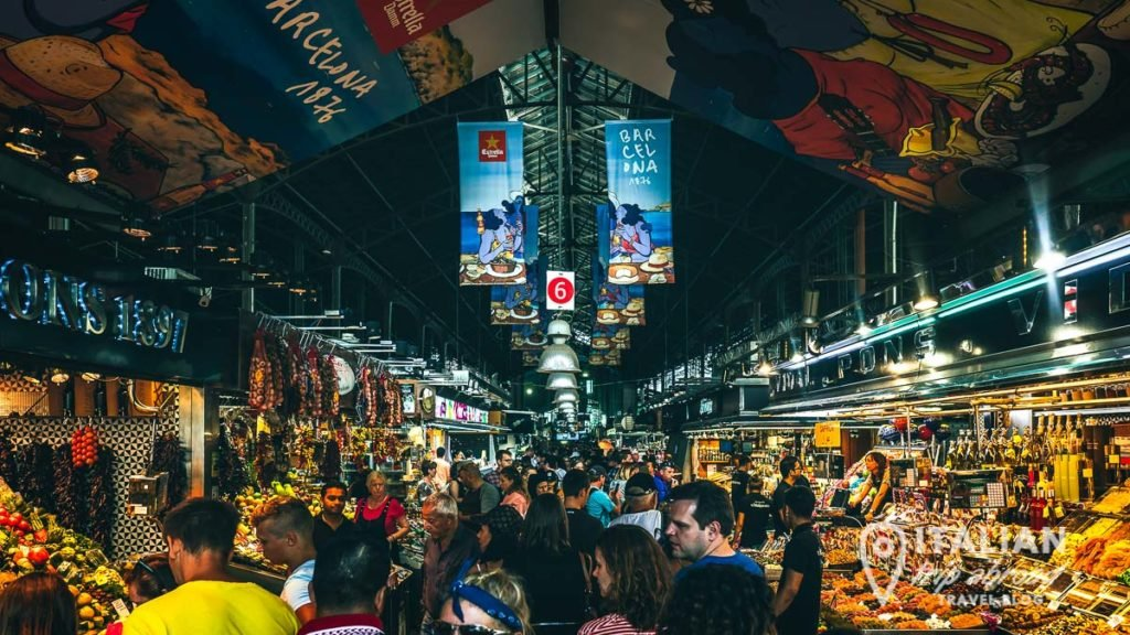 Barcelona hidden gems - Food Markets of Barcelona -Spain-12