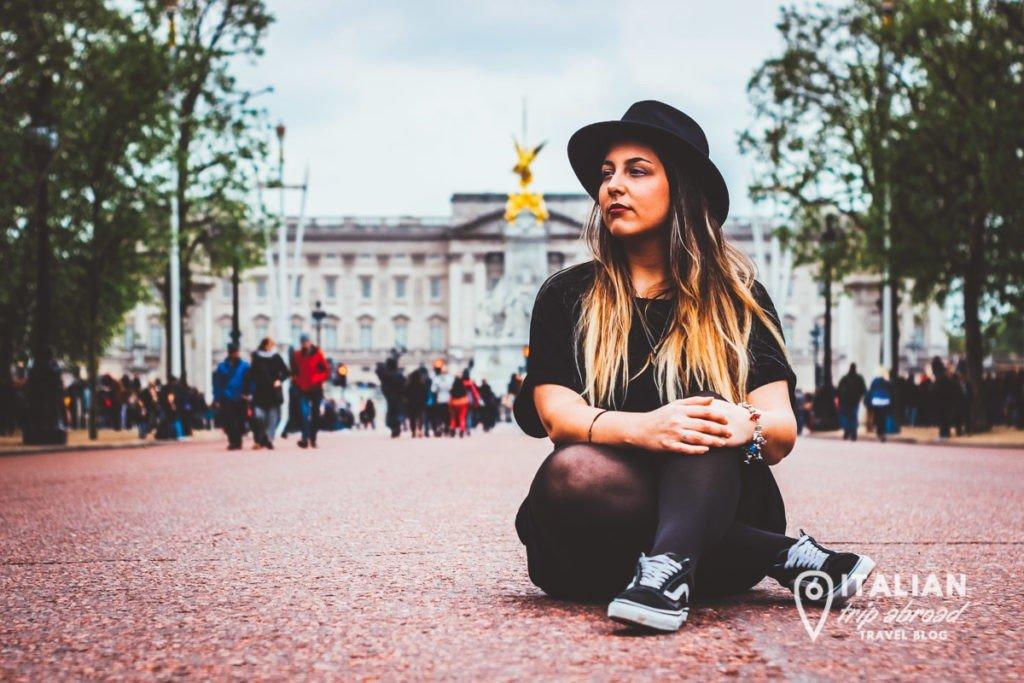 Best photo spots in London - Sky Garden - Buckingham Palace