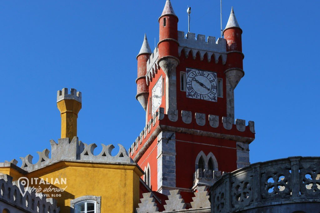 Sintra day trip itinerary