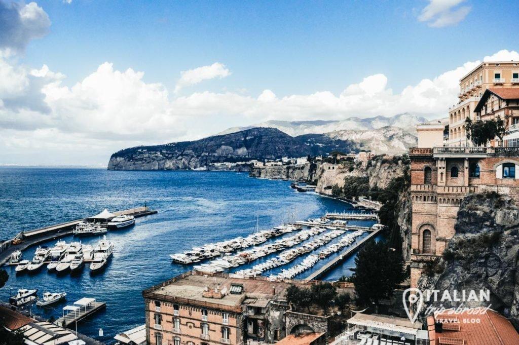 Day trips from Sorrento - Visit Amalfi Coast