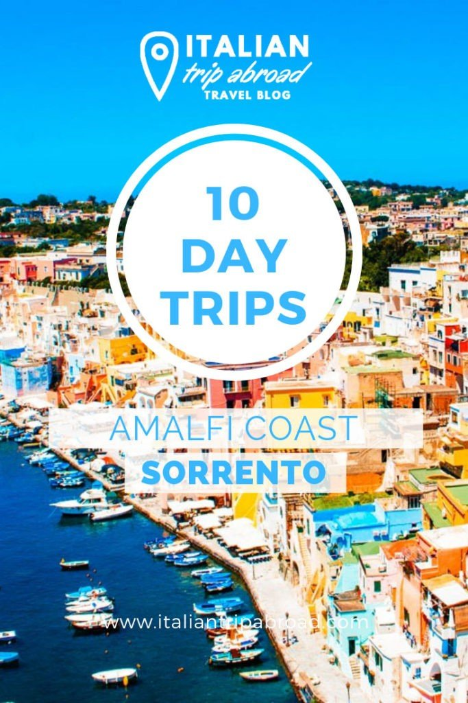 Day trips from sorrento - Amalfi coast