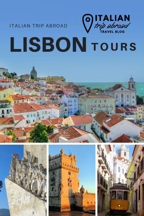 Lisbon - Portugal - Pinterest Sharing