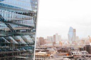 London best view - Rooftop of London - Italian Trip Abroad