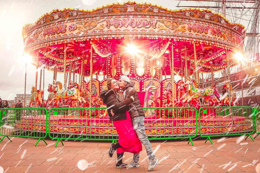 Love in London - Iconic London photos for Couples - Instagrammable London