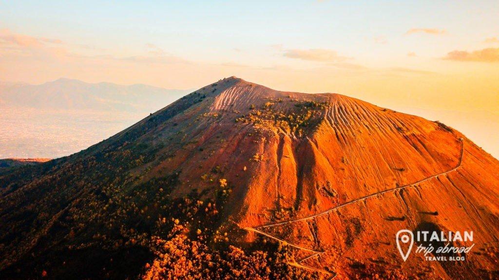 Mount Vesuvius - Day trips from Sorrento