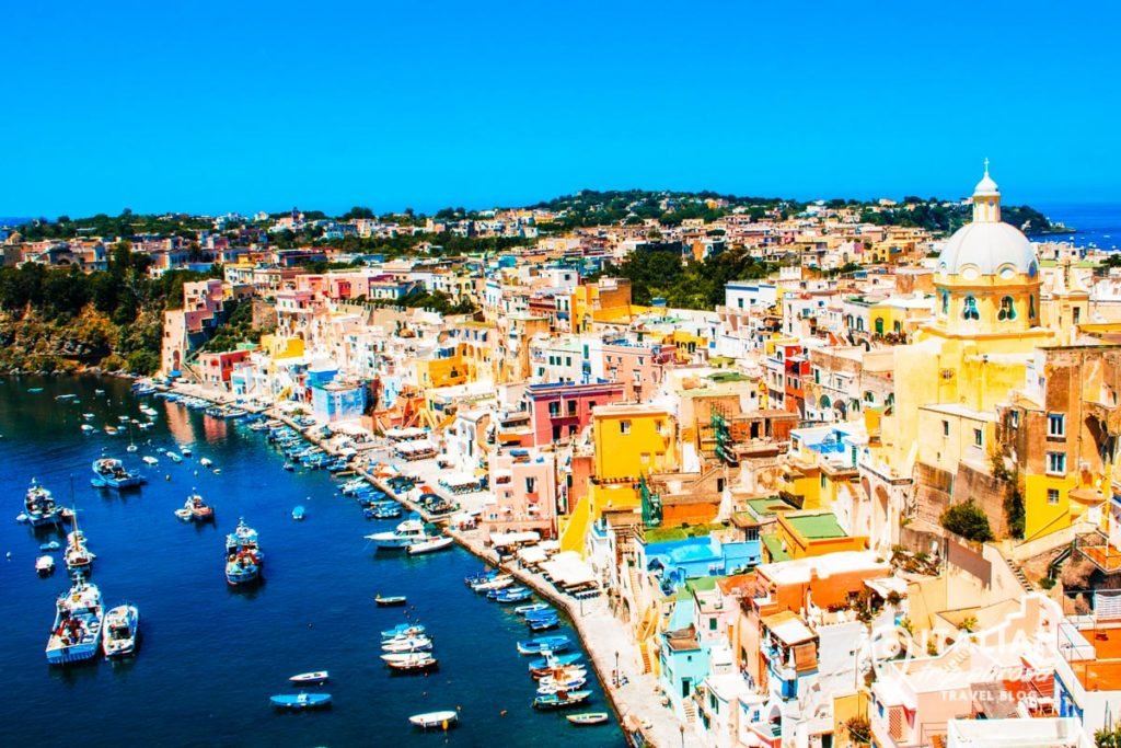 Procida from Naples - Napoli day trips