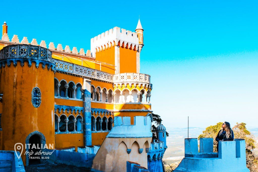 Sintra Itinerary - One Day - Sintra One day itinerary in Sintra Portugal