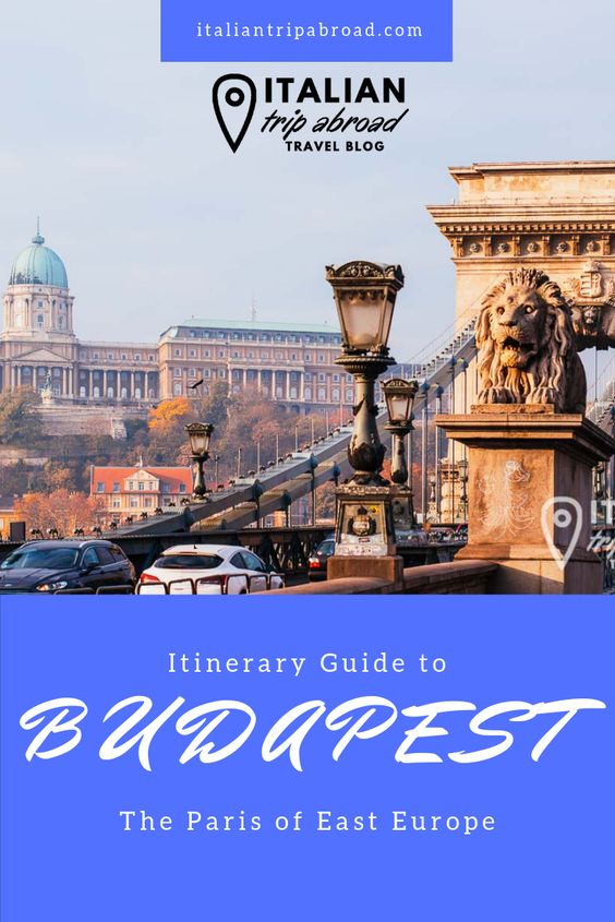 what to do in budapest in 2 days - Europe on a budget