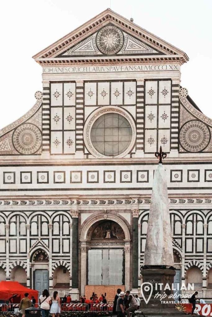 Basilica di Santacroce - Santa Croce Cathedral of Florence