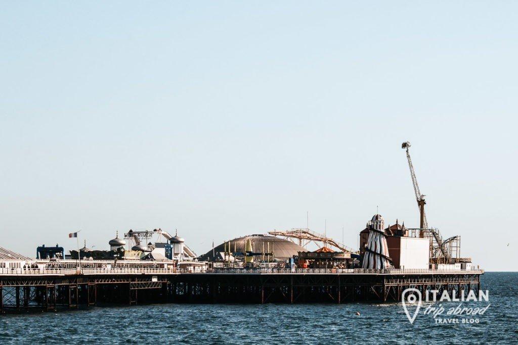 Brighton Pier UK - See Brighton