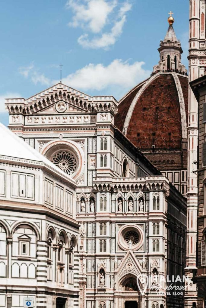 Brunelleschi Dome of Florence the best photo spots in Florence Italy