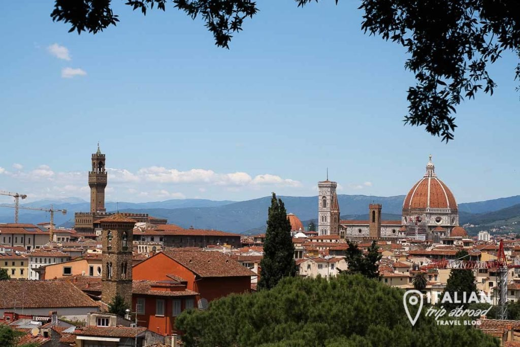 Piazzale Michelangelo - Best photo spots in Florence - Best view of Florence