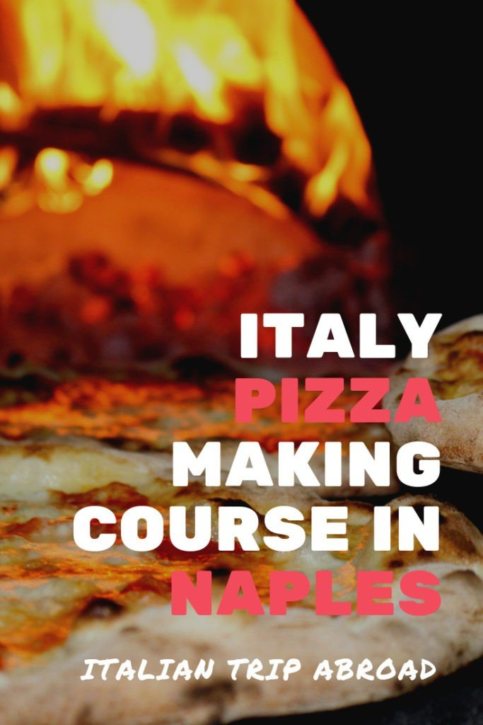 Pizza making class naples