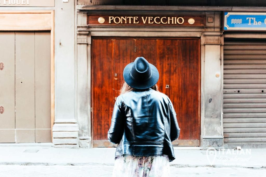 Ponte Vecchio - best photography spots in Florence