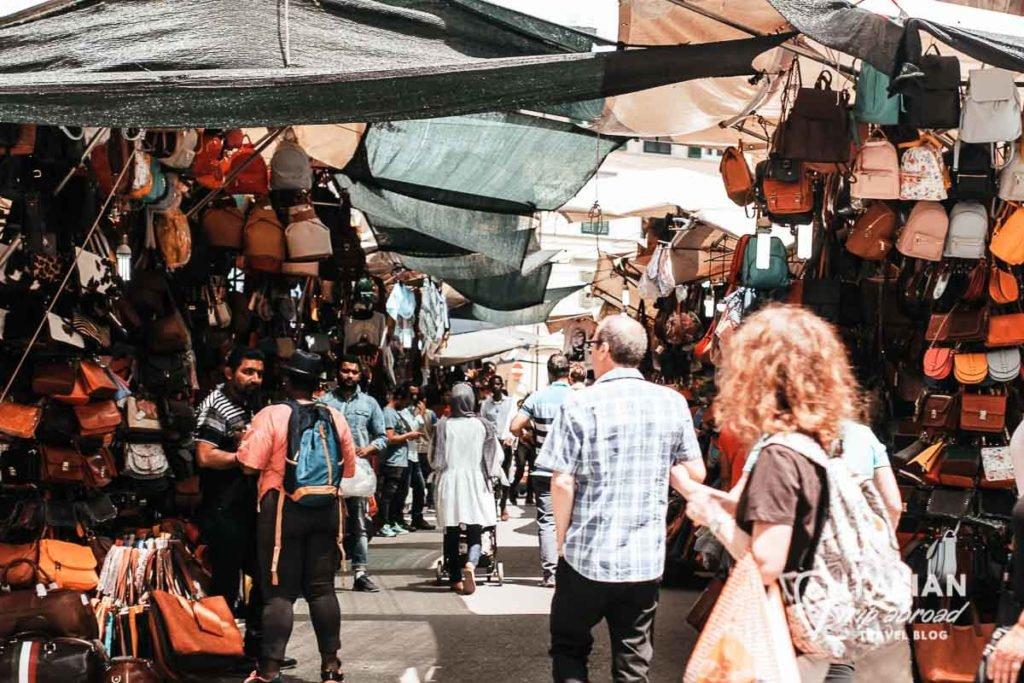 San Lorenzo Market Florence - Best food spots in Florence