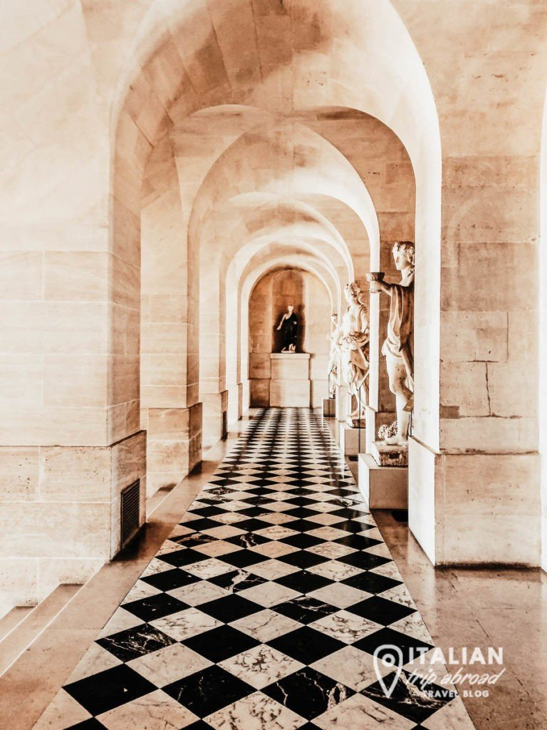 Versailles Interior Rooms - Visit Paris in 2 days