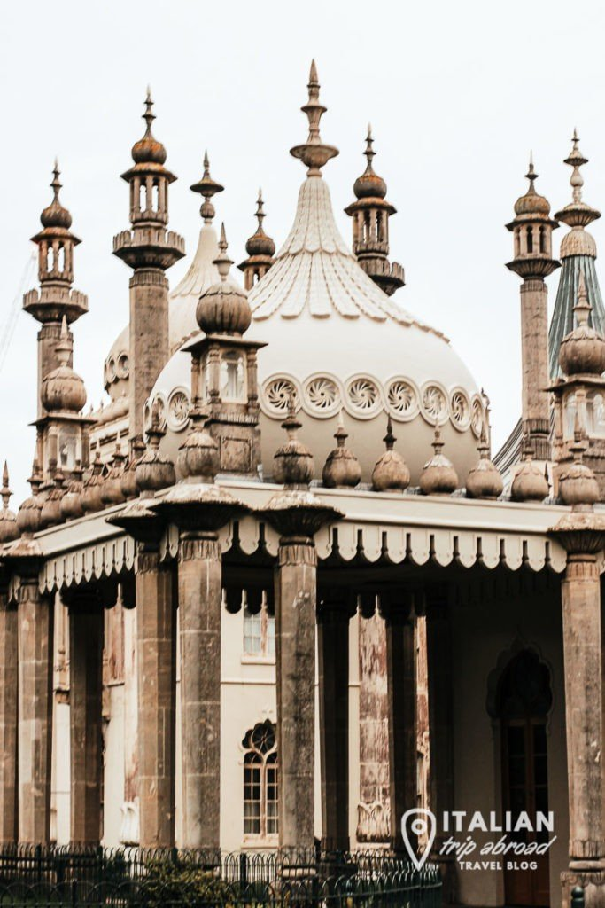 day trip to Brighton from London - Lonton to Brighton by Train