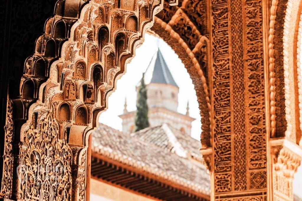 Granada in 2 days - Visit the Alcazaba of Granada