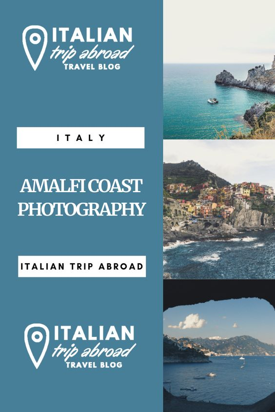 Amalfi Coast photos - Best photo Spots