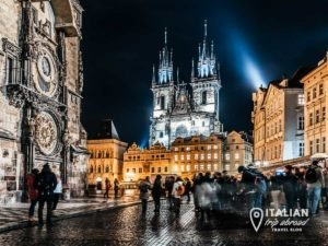 Czech Republic - photography sites in prague