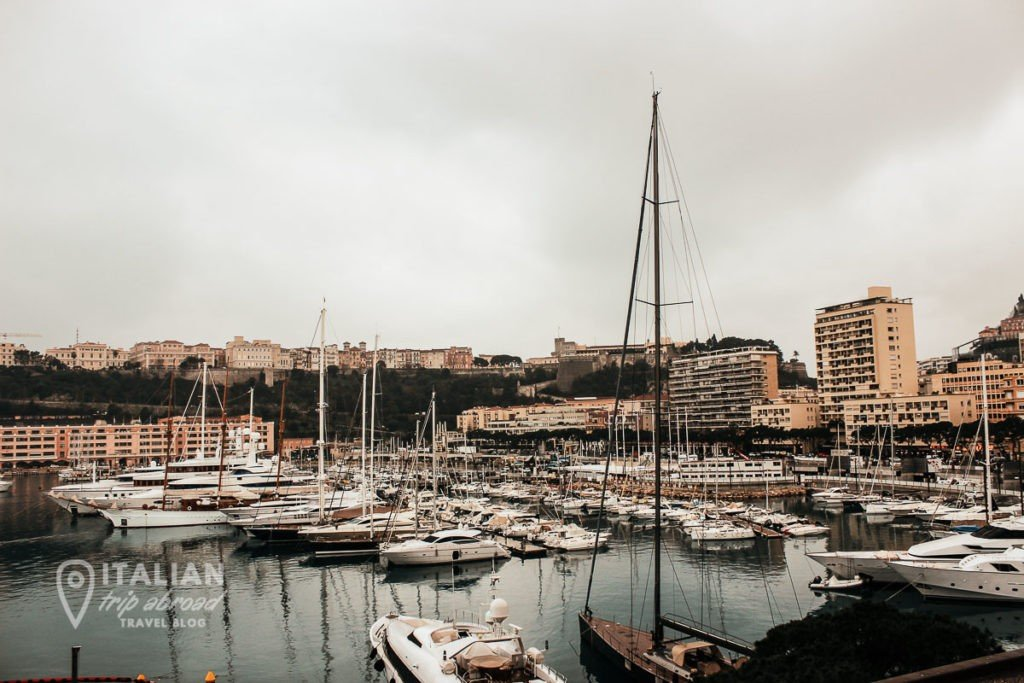Day trips from Nice France Monaco Harbour