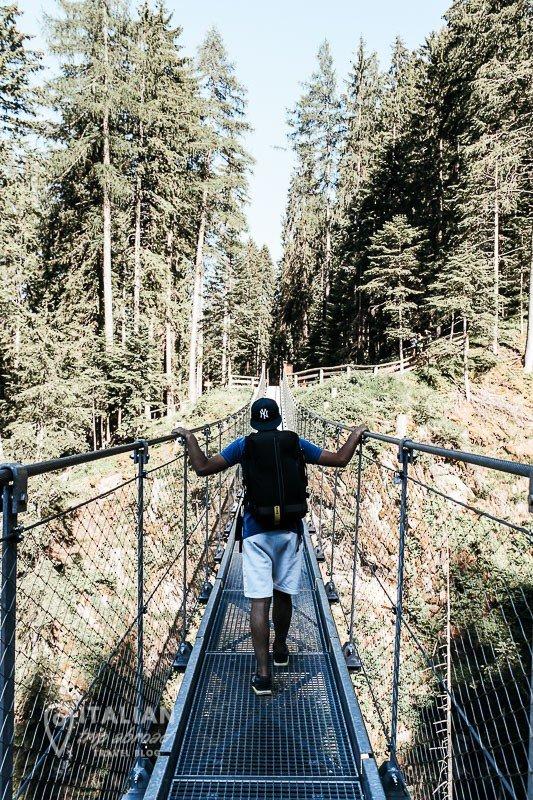 Dolomites view in Trentino, Italy
