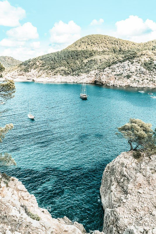 Cala D'Hort - Ibiza - Most Instagrammable Place
