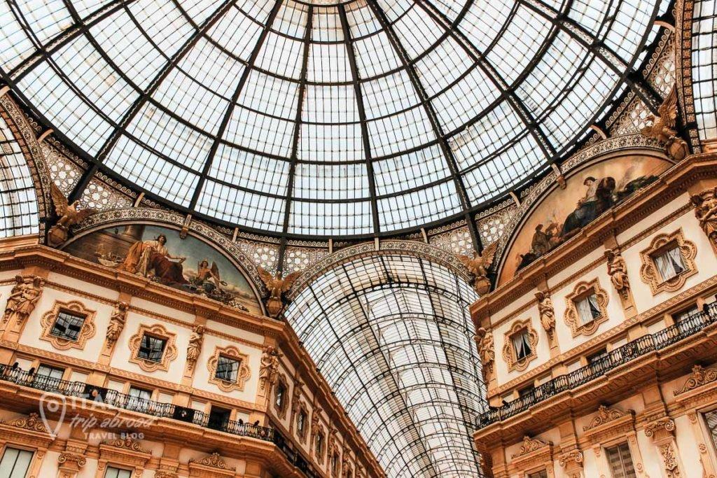 Milan Gallery Vittorio Emanuele