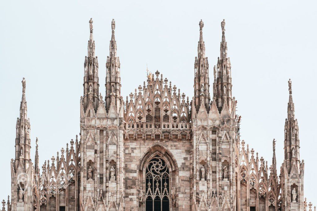 Milan Italy Cathedral