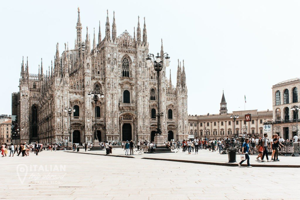 Top 10 things to do in Milan in one day