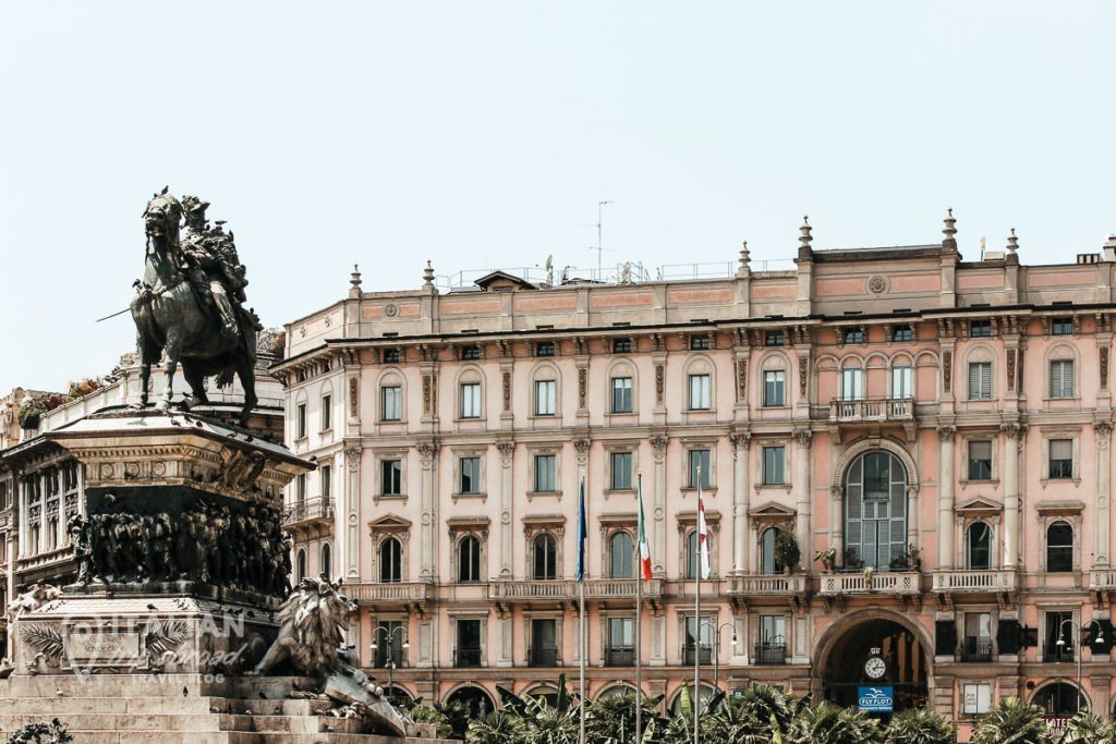Main square of Milan - Things to do in Milan