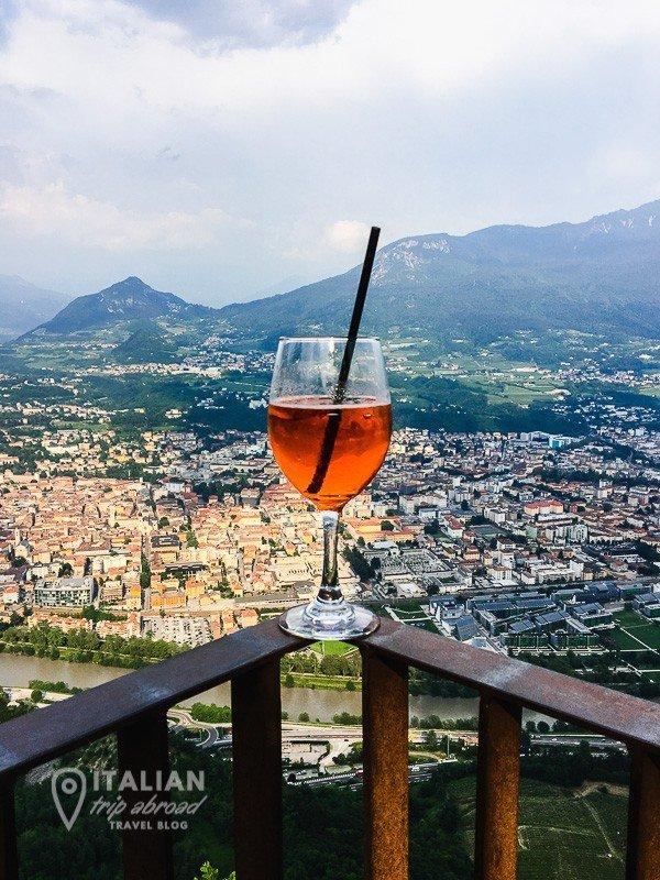 Summer in Trento, Italy