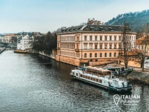 River Bank of Prague / top photography spots in prague