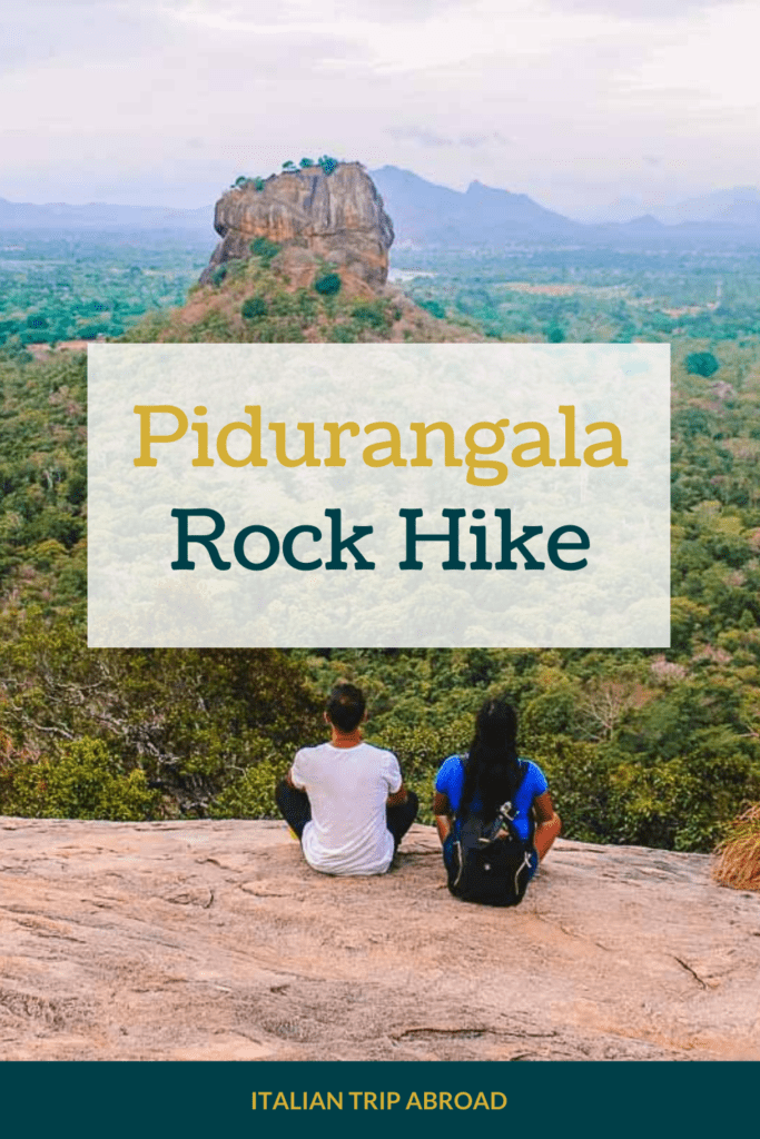 Pidurangala Rock Hike