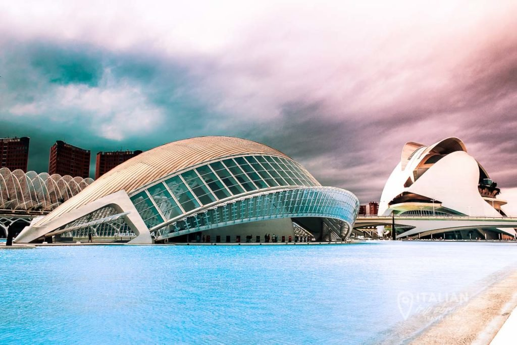 Beautiful places in Valencia - Architecture of Valencia