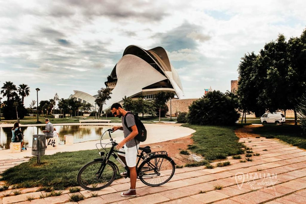 Instagrammable Spots in Valencia Spain - Discover Valencia by bike