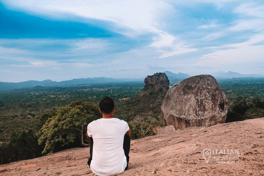 Pidurangala best instagrammable spot in Sri Lanka