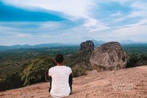 Sunrise hike to Pidurangala best instagrammable spot in Sri Lanka