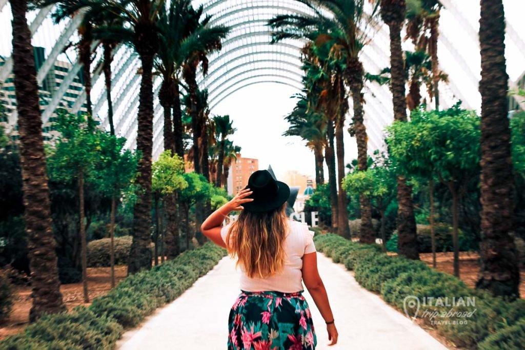 Umbracle Gardens - Valencia Exotic Park