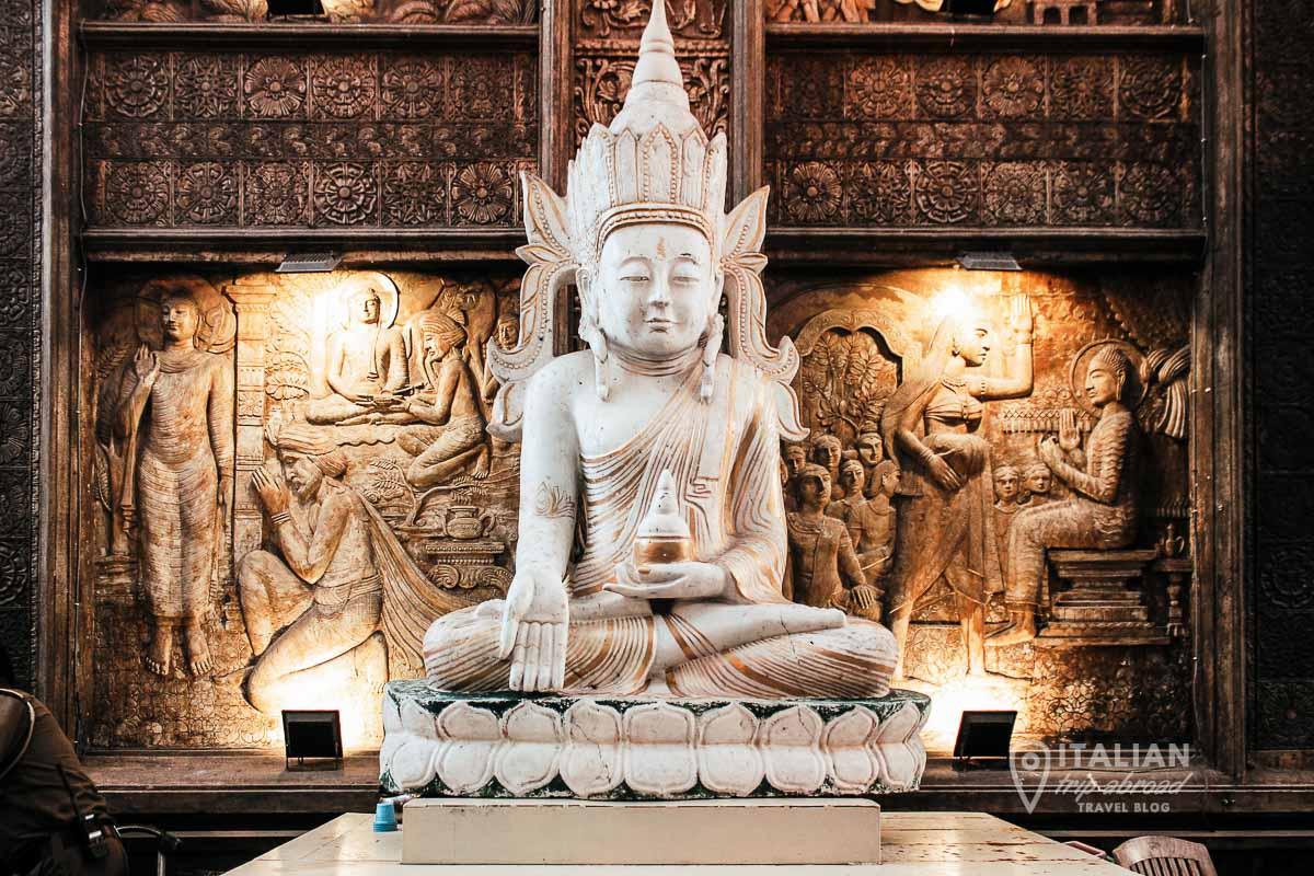 Buddhist Temple Colombo