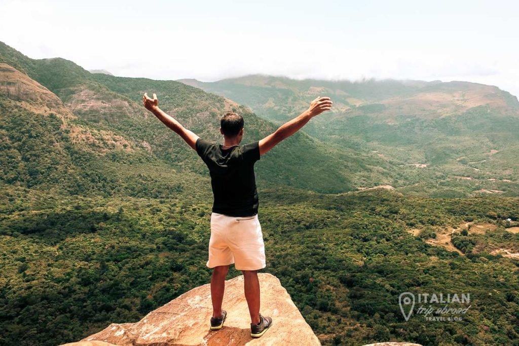 Pitawala - Riverstone Peak Sri lanka protected parks